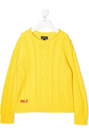 adidas Cable knit jumper