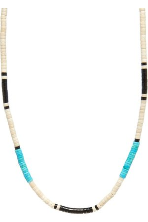 Mikia Men Necklaces - Heishi Beaded Necklace
