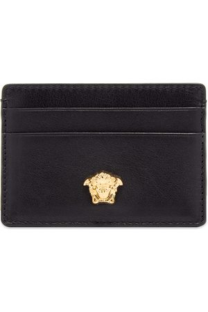 VERSACE Men Wallets - Medusa Head Card Holder