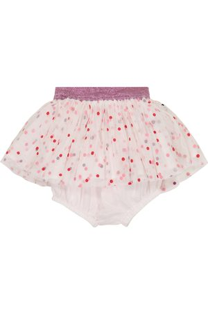 Stella McCartney Baby polka-dot tulle skirt
