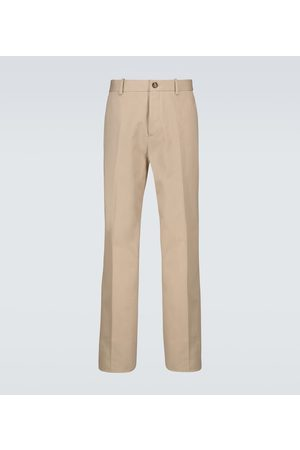 Bottega Veneta Herringbone cotton pants