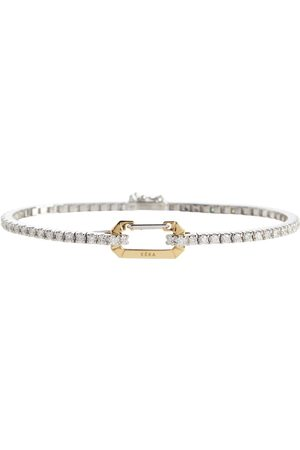 EÉRA Exclusive to Mytheresa – Paris 18kt bracelet with diamonds