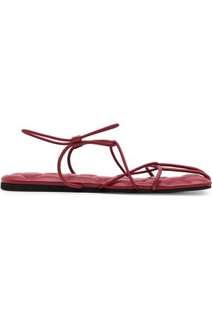 Khaite Strappy flat sandals