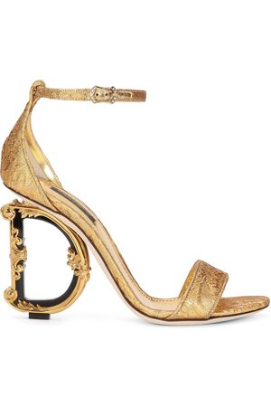 Dolce & Gabbana Sculpted high heel sandals