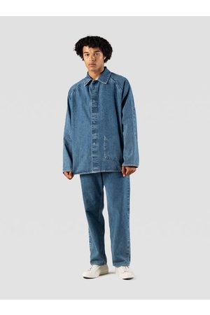 I and Me Organic Selvedge Patched Jacket - Vintage