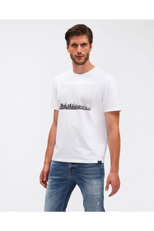 7 for all Mankind Men T-shirts - Downtown LA Tee