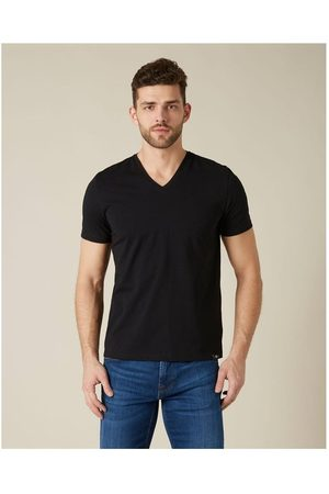 7 for all Mankind Men T-shirts - Luxe Performance Basic Tee Colour: