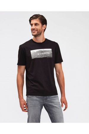 7 for all Mankind Graphic Hollywood Tee Colour:
