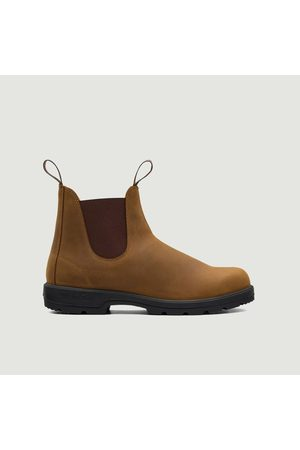Blundstone Classic Chelsea Boots crazy horse