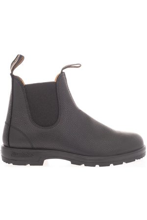 Blundstone MEN'S 1447BLACKPEBBLE LEATHER ANKLE BOOTS