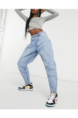 Missguided Tapered jean in light