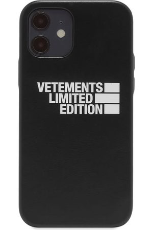 Vetements Logo Limited Edition iPhone 12 Case