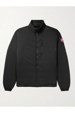 Canada Goose Men Winter Jackets - Lodge Quilted Shell Down Jacket