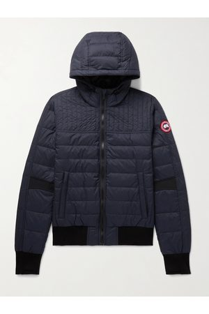 Canada Goose Men Winter Jackets - Cabri Slim-Fit Packable Quilted Nylon-Ripstop Hooded Down Jacket