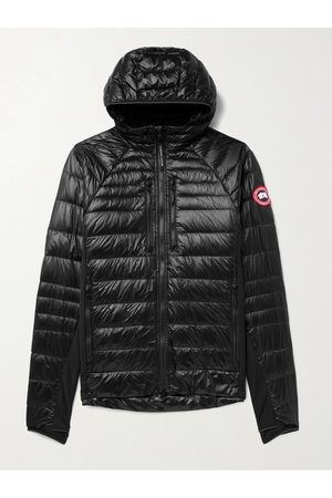 Canada Goose Men Winter Jackets - Hybridge Lite Slim-Fit Quilted Shell Hooded Down Jacket