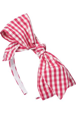 MONNALISA Girls Headbands - Gingham headband