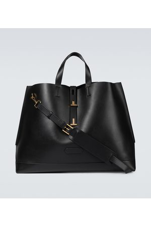 Tom Ford Men Bags - Leather tote bag