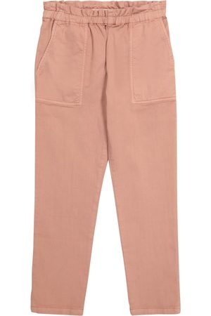 BONPOINT Girls Stretch Pants - Nandy stretch-cotton twill pants
