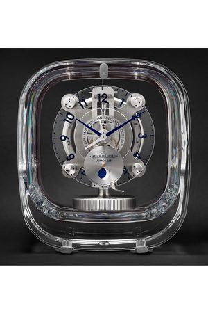 Jaeger-LeCoultre Men Watches - Marc Newson Atmos 568 Baccarat Crystal Clock, Ref. No. Q5165107