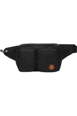 Kenzo Men Belts - Tiger Crest Belt Bag
