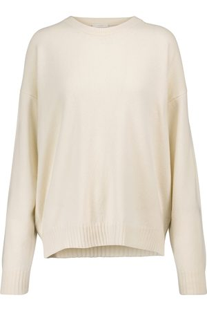 The Row Ciranne wool and cashmere sweater