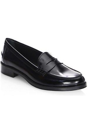 Tod's Men Loafers - Leather Penny Loafers