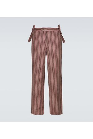BODE Taconic striped pants