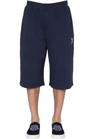 Kenzo MEN'S FB55PA7214MS77 OTHER MATERIALS SHORTS