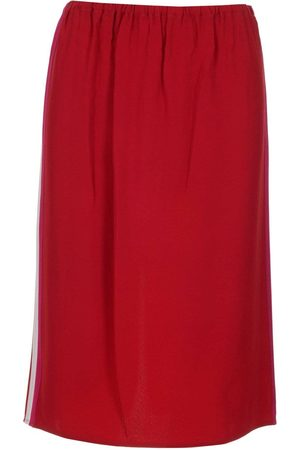 Marni WOMEN'S GOMA0348Q0TV28500R66 OTHER MATERIALS SKIRT