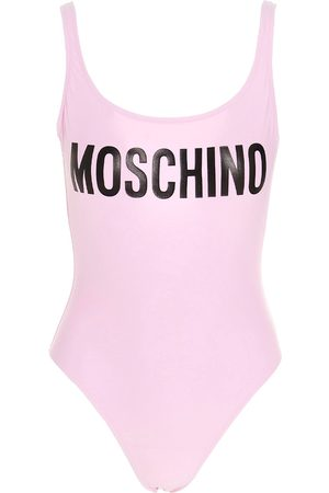 Moschino WOMEN'S A420104951222 OTHER MATERIALS ONE-PIECE SUIT