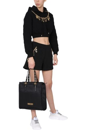 Moschino SMILE QUILTED BERMUDA