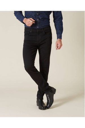 7 for all Mankind Slimmy Tapered Luxe Perf Plus Colour: Dark Denim, Si