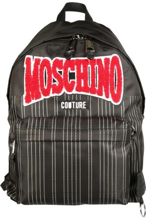 Moschino MEN'S 761182033555 OTHER MATERIALS BACKPACK