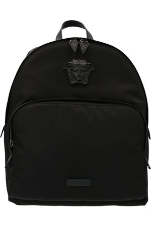Versace MEN'S DFZ8504DNY8MED41NP OTHER MATERIALS BACKPACK