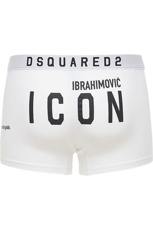Dsquared2 Ibrahimovic Icon Stretch Cotton Trunks