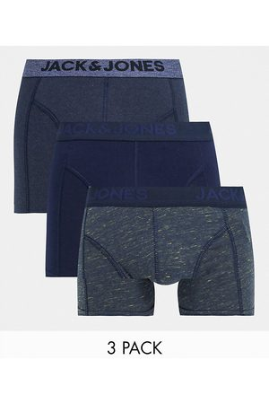 Jack & Jones 3 pack trunks in