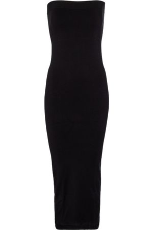 Wolford Women Casual Dresses - Aurora strapless jersey midi dress
