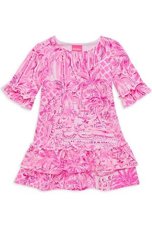 Lilly Pulitzer Girls Knitted Dresses - Little Girl's and Girl's Kailyn Dress