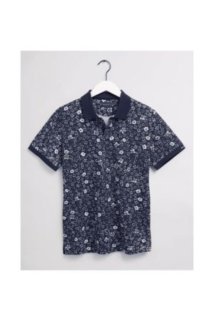 GANT Freedom Flower Pique SS Rigger Polo Colour: Classic , S