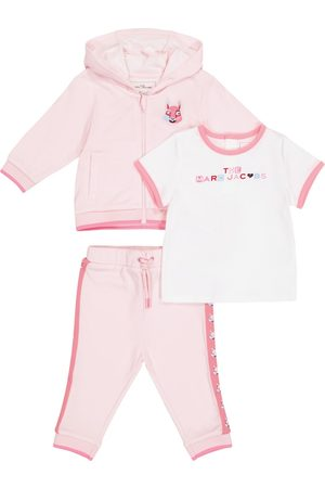 The Marc Jacobs Baby tracksuit and T-shirt set