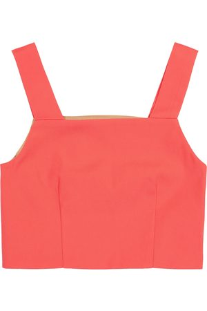 PAADE Halo cotton crop top