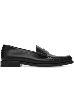 Saint Laurent Women Loafers - 15mm Le Leather Loafers