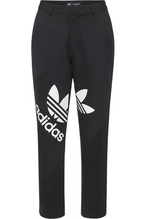 ADIDAS ORIGINALS Women Pants - Cotton Suit Pants