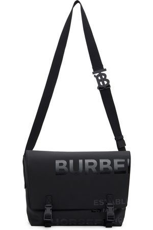 Burberry Coated Canvas 'Horseferry' Print Bag