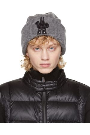 Men Beanies - Moncler Grenoble Virgin Wool Beanie