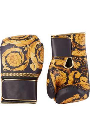 Versace & Gold Boxing Gloves