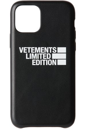 VETEMENTS 'Limited Edition' Logo iPhone 11 Pro Case