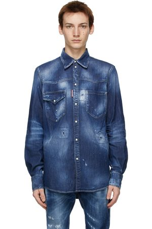 Dsquared2 Straight Western Shirt