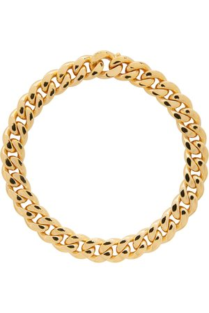 Bottega Veneta Curb Chain Necklace