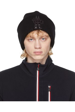 Moncler Grenoble Virgin Wool Beanie